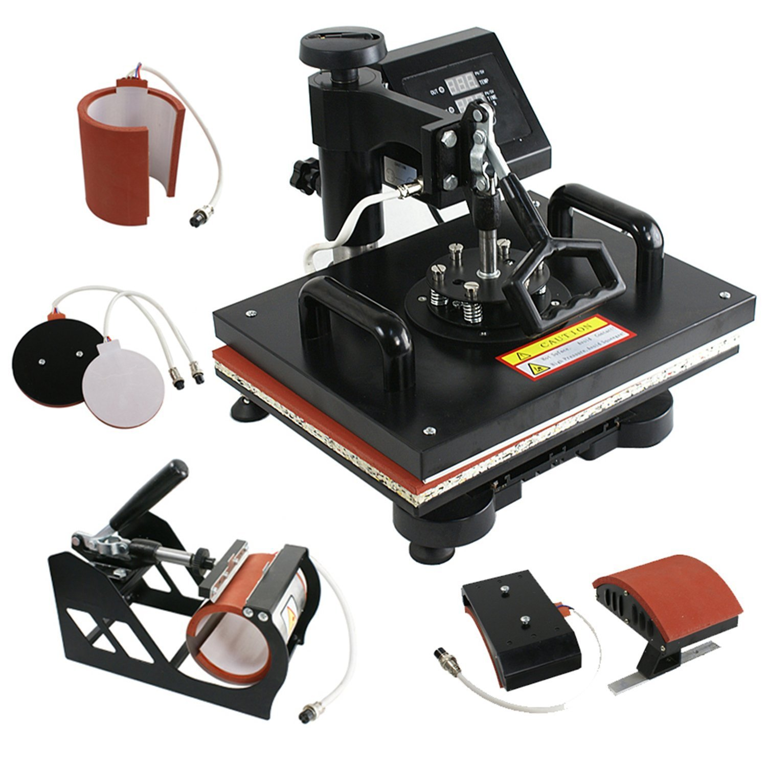 shareprofit multi function heat press