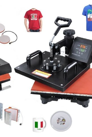 Multi-function Heat Presses