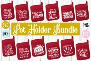 Christmas Pot Holder Designs